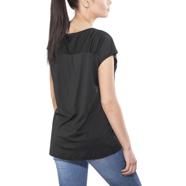 Arc'teryx A2B Scoop Neck Shirt Damen black