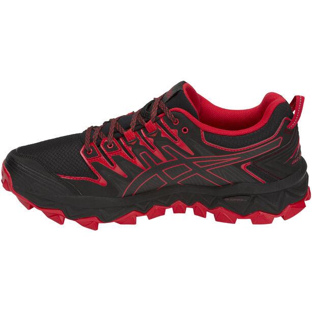 asics Gel-FujiTrabuco 7 Schuhe Herren black/classic red