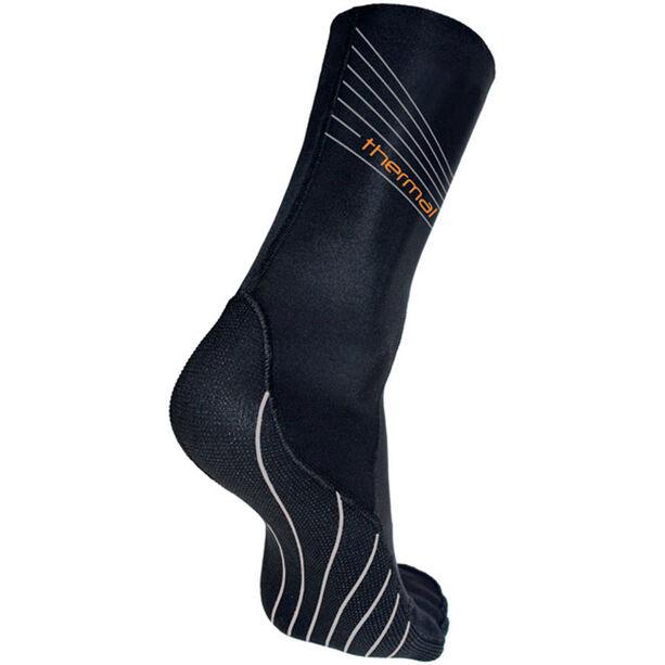 blueseventy Thermal Swim Socks black