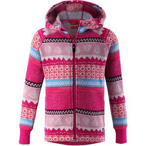 Reima Northern Fleece Sweater Kinder raspberry pink raspberry pink