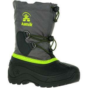 Kamik Southpole 4 Winter Boots Kinder charcoal charcoal