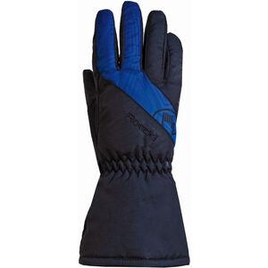 Roeckl Auron Handschuhe Kinder black/royal black/royal