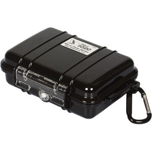 Peli MicroCase 1010 Box black black