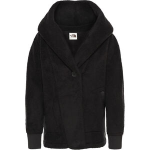 The North Face Campshire Wrap Fleece Jacke Damen tnf black tnf black
