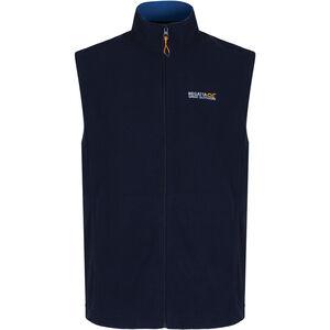 Regatta Tobias II Bodywarmer Vest Herren navy/oxford blue