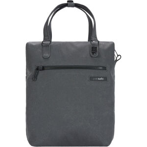 Pacsafe Intasafe Backpack Tote 13l charcoal charcoal