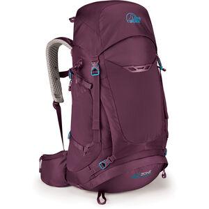 Lowe Alpine AirZone Trek+ Backpack ND33:40 Damen berry berry