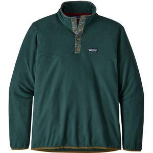 Patagonia Micro D Snap-T Pullover Herren piki green piki green