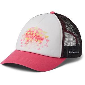 Columbia Mesh II Cap Damen white/cactus pink/black white/cactus pink/black