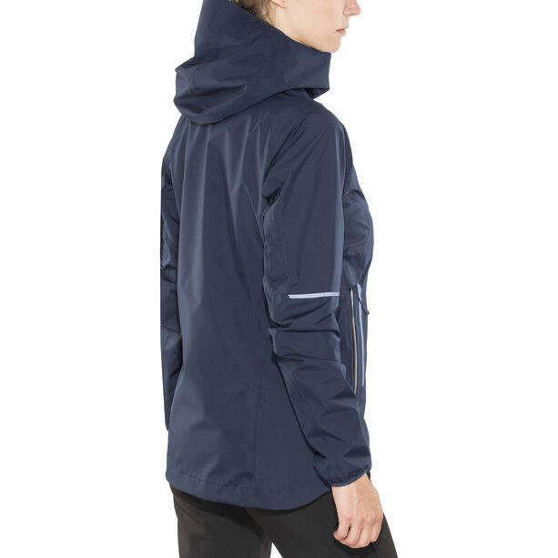 Jack Wolfskin Sierra Pass Jacket Damen midnight blue