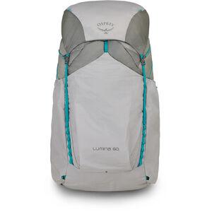 Osprey Lumina 60 Backpack Damen cyan silver cyan silver