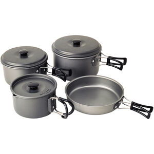 Campingaz Trekking-Geschirrset eloxiertes Aluminium 8-teilig