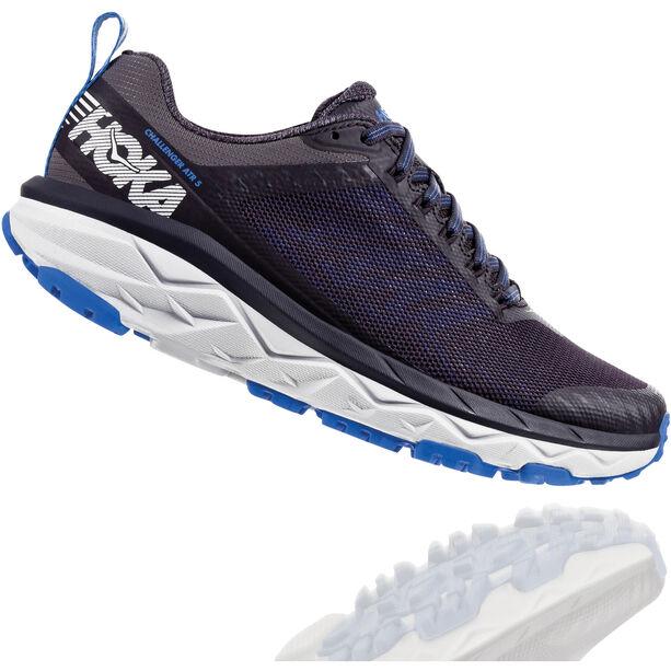 Hoka One One Challenger ATR 5 Running Shoes Damen obsidian/palace blue