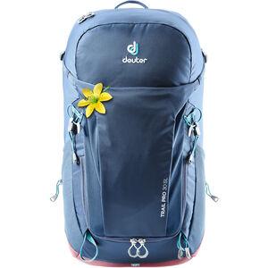 Deuter Trail Pro 30 SL Backpack Damen midnight-maron midnight-maron