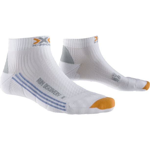 X-Socks Run Discovery New Socks Damen white