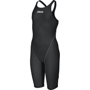 arena Powerskin St 2.0 Short Leg Open Full Body Suit Mädchen black black