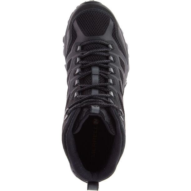 Merrell Moab FST Mid GTX Schuhe Herren all black
