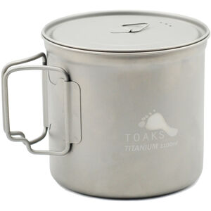 Toaks Titanium Pot 1100ml