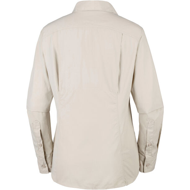 Columbia Silver Ridge 2.0 Longsleeve Shirt Damen fossil