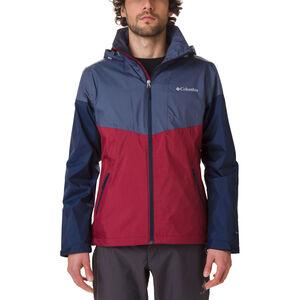 Columbia Inner Limits Jacket Herren red jasper/dark mountain red jasper/dark mountain