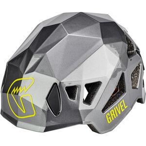 Grivel Stealth Helmet titanium titanium