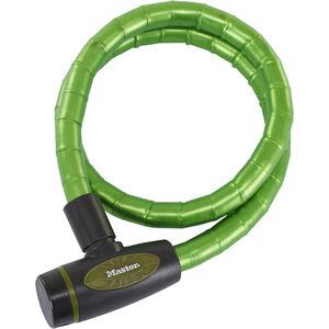 Masterlock 8228 PanzR Kabelschloss 18 mm x 1.000 mm grün grün