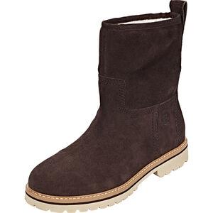 Timberland Chamonix Valley WP Boots Damen Dark Brown Suede Dark Brown Suede