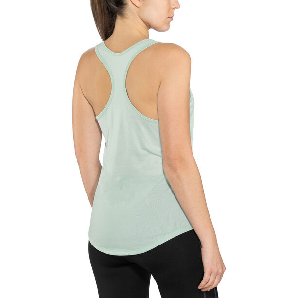 Odlo BL Millennium Element Top Crew Neck Tank Damen surf spray