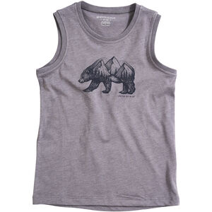 United By Blue Grizzly Tank Jungs steel grey steel grey