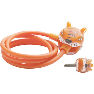 Crazy Safety Tiger Schloß 120/8 orange orange