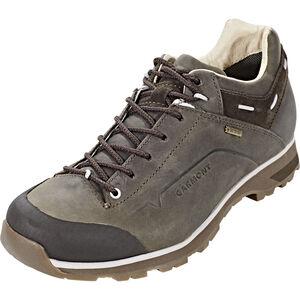 Garmont Miguasha Low Nubuk GTX Mountaineer Sneakers Damen olive green/light grey olive green/light grey