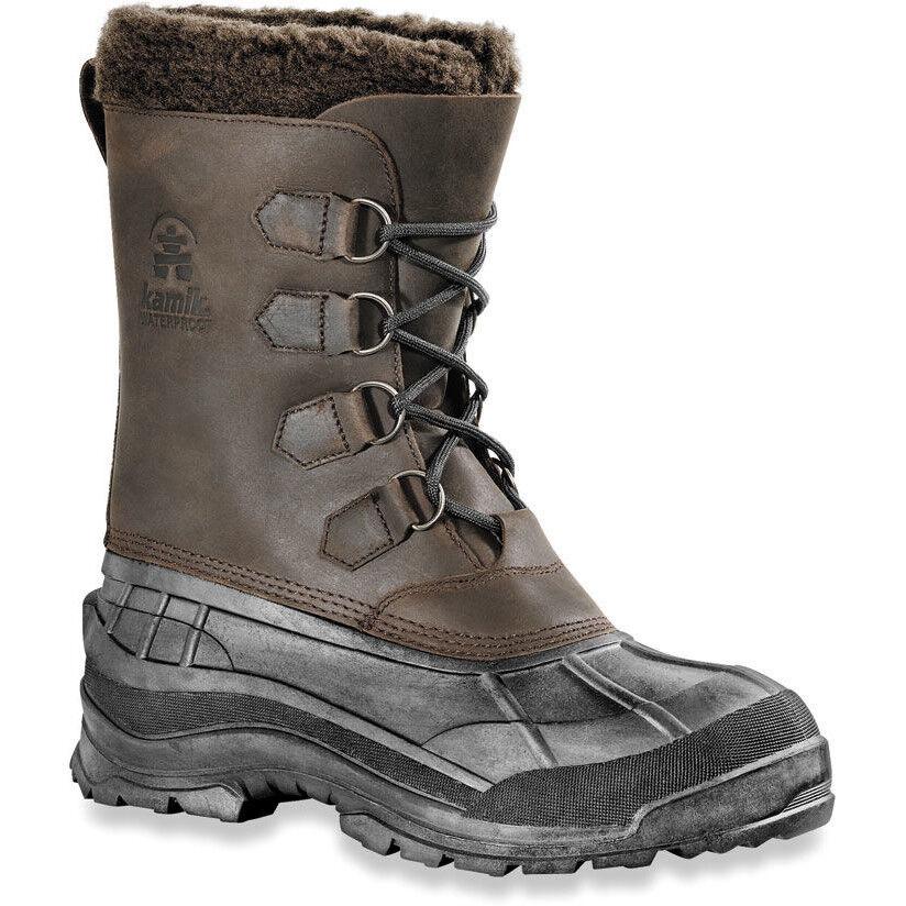 Kaufen 2019 Kamik Herren Yukon 6 Charcoal Stiefel Sie sparen