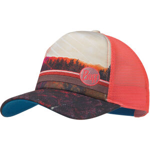 Buff Lifestyle Trucker Cap Damen collage multi collage multi