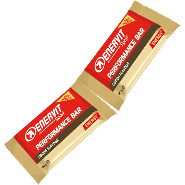 Enervit Sport Performance Bar Box 28x30+30g Cocoa