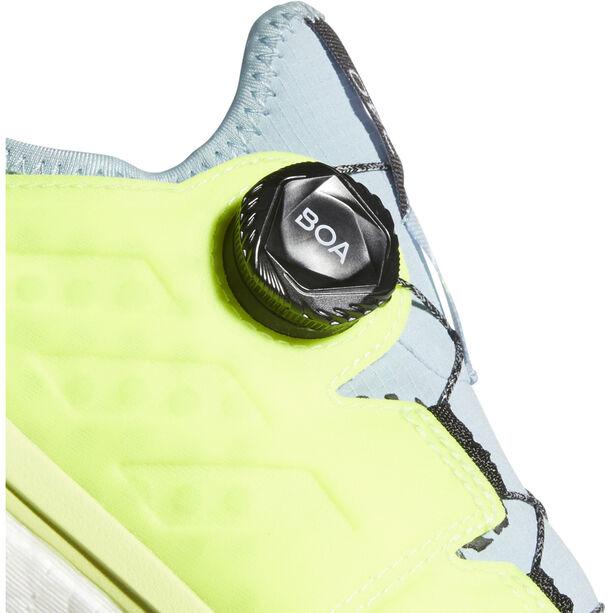 adidas TERREX Agravic Boa Schuhe Damen ash grey/solar yellow/core black
