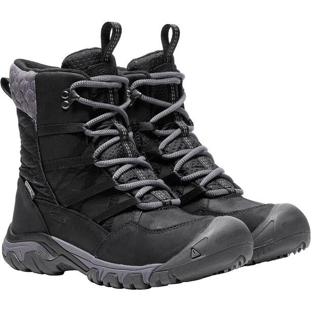 Keen Hoodoo III Lace Up Shoes Damen black/magnet