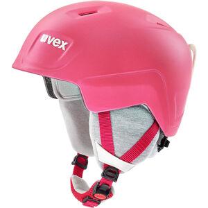 UVEX Manic Pro Helm Kinder pink met pink met