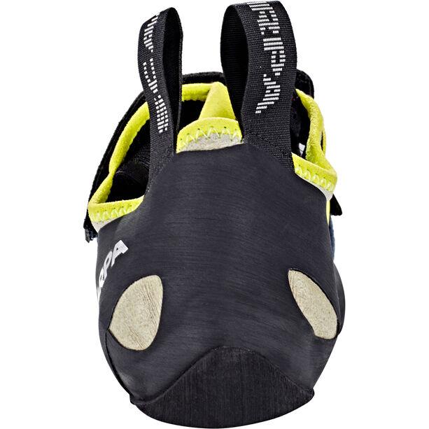 Scarpa Velocity Climbing Shoes Damen lightgray/yellow