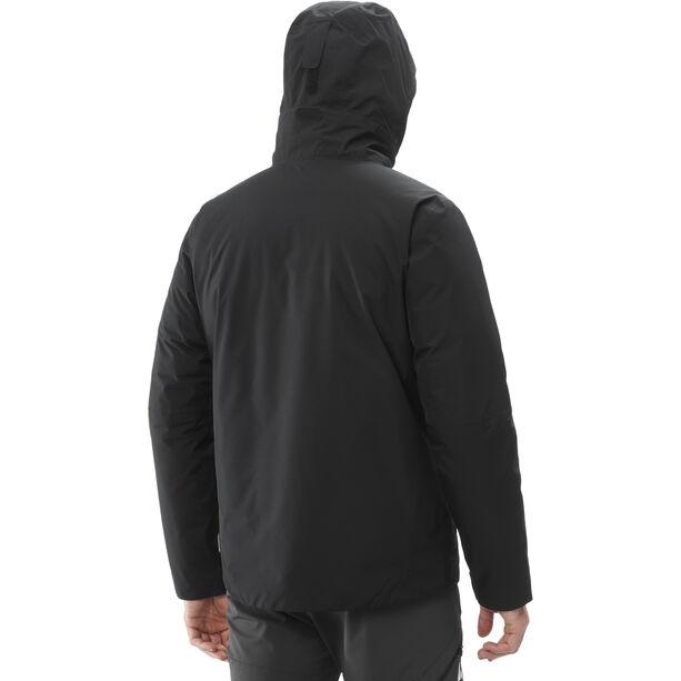 Lafuma Pumori GTX 3in1 Daunenjacke Herren black /carbone grey