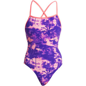 Funkita Strapped In One Piece Badeanzug Damen eternal summer eternal summer