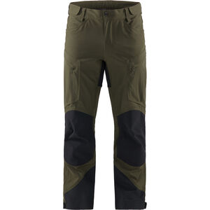 Haglöfs Rugged Mountain Pants Herren deep woods/true black short deep woods/true black short