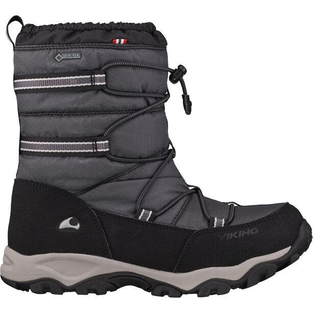 Viking Footwear Tofte GTX Winterstiefel Kinder black/charcoal