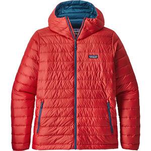 Patagonia Daunen Sweater Hoodie Herren fire