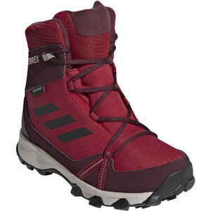 adidas TERREX Snow Climaproof Climawarm High-Cut Schuhe Kinder active maroon/core black/maroon active maroon/core black/maroon