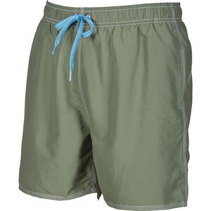 arena Fundamentals Solid Boxer Herren army-sea blue army-sea blue