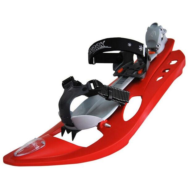 INOOK VXM Schneeschuhe mit Tasche red