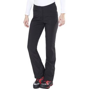 Maier Sports Marie Softshell Stretch Pants Damen black black