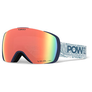 Giro Contact Snow Goggles Herren protect our winters w vivid royal/infrared protect our winters w vivid royal/infrared