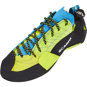 Scarpa Mago Climbing Shoes bright lime bright lime