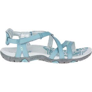 Merrell Sandspur Rose LTR Sandals Damen blue smoke blue smoke